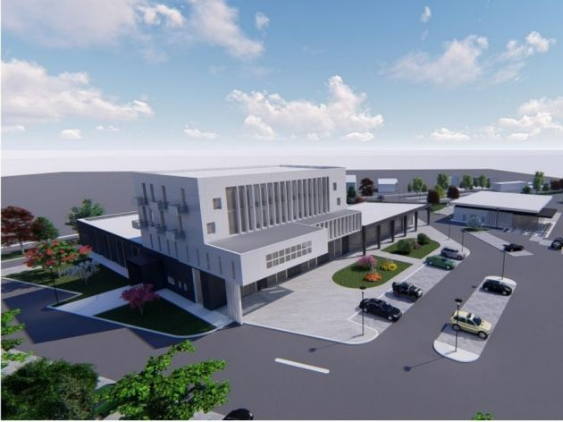 Golubovci dobijaju novi turističko-poslovni kompleks - U planu gradnja hotela sa tržnim centrom i svečanom salom (FOTO)