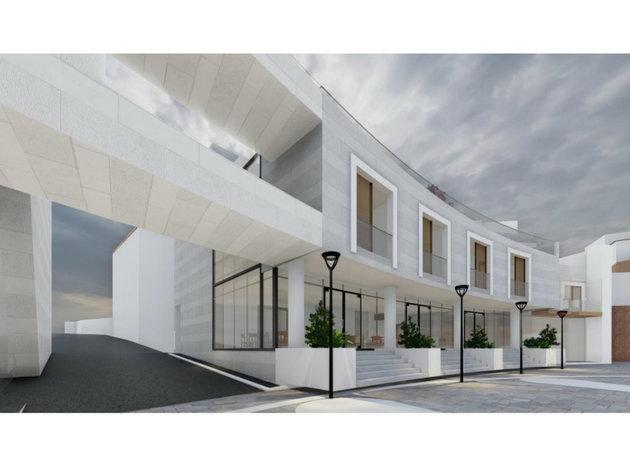 Još jedna investicija u Ulcinju - Na Pristanu će se graditi hotel sa četiri zvjezdice