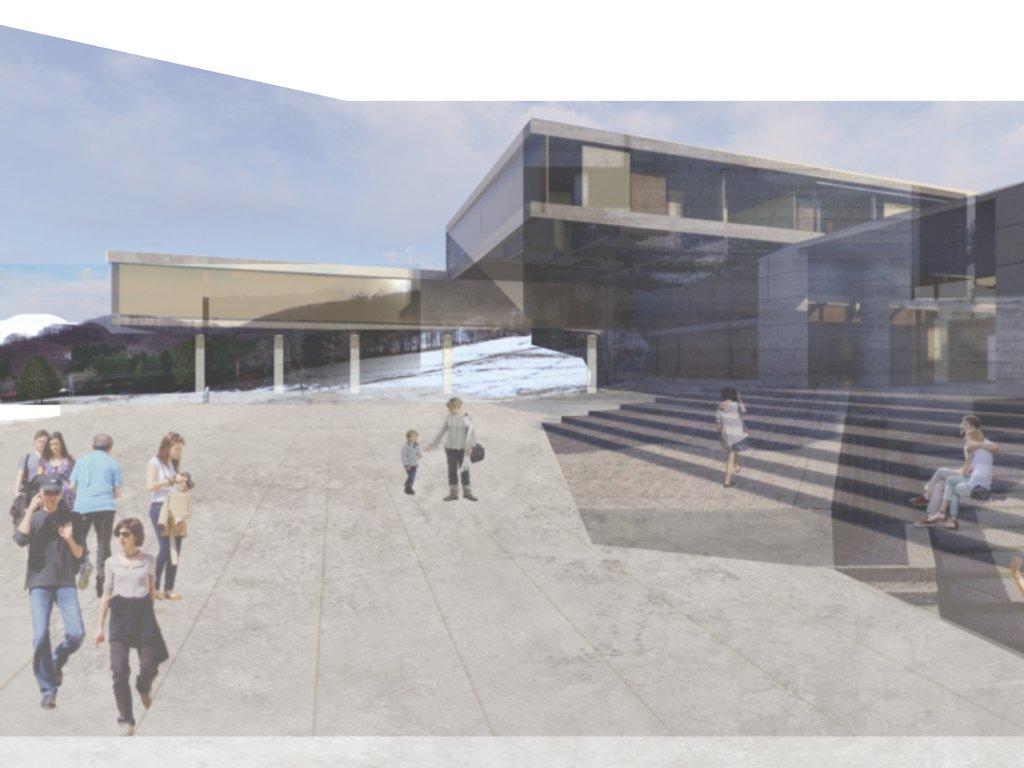 Još jedan hotel planiran na Balkani - Idejnim rješenjem predviđeno da Vidikovac ima 250 ležajeva, konferencijsku salu i bazen (FOTO)