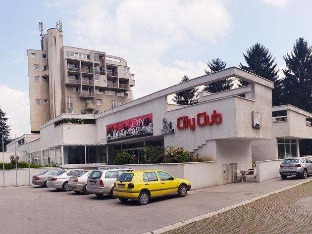 Na prodaju hotel Visoko za 3,5 mil EUR