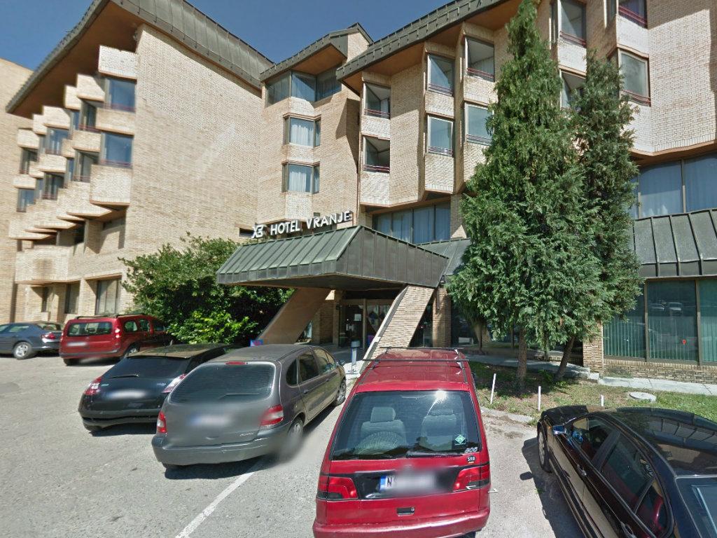 Na prodaju Hotel Vranje