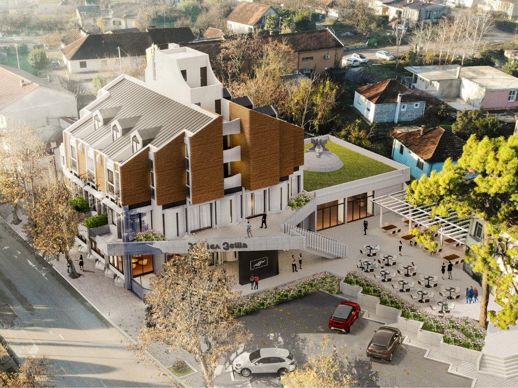 Novi izgled hotela Zeta u Danilovgradu do kraja avgusta - Investicija vrijedna više od 3 mil EUR