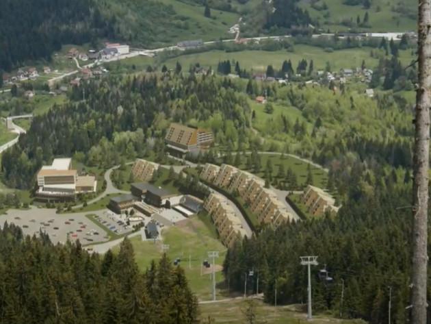 Buduće naselje Ravna planina