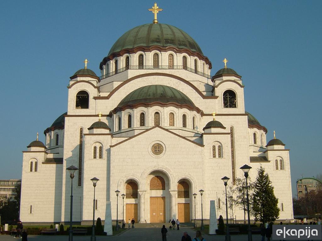 Otvaranje Hrama Svetog Save očekuje se pre kraja godine