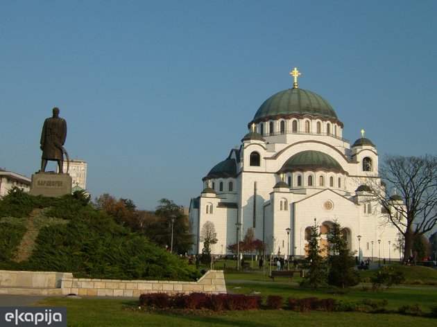 Stvara se planski osnov za gradnju još stanova kod Hrama Svetog Save