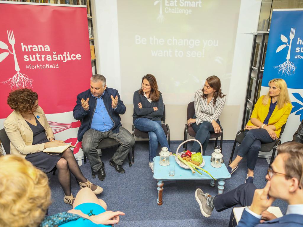 """Četvrtina učesnika izazova """"Eat Smart Challenge"""" iz Srbije - Ono što jedemo može promeniti svet"""