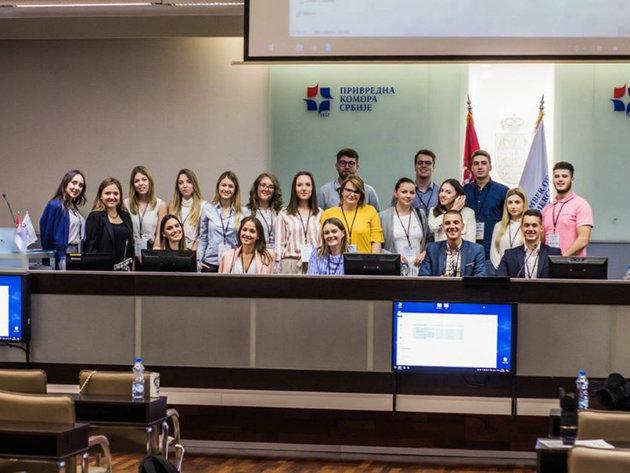 IAAS Srbija zastupa sajam Agro Belgrade 2020 pred studentima - Cilj je informisanje i povezivanje