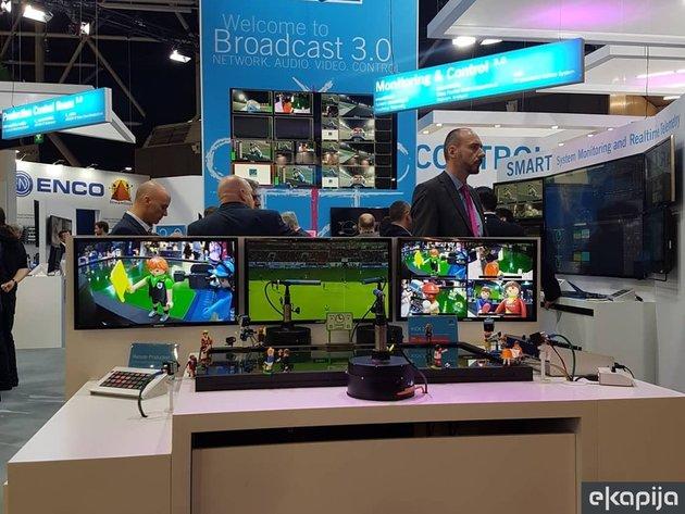 Nove tehnologije i društvene mreže mijenjaju medijski pejzaž - U Amsterdamu održan najveći sajam medija, zabave i tehnologije IBC 2018