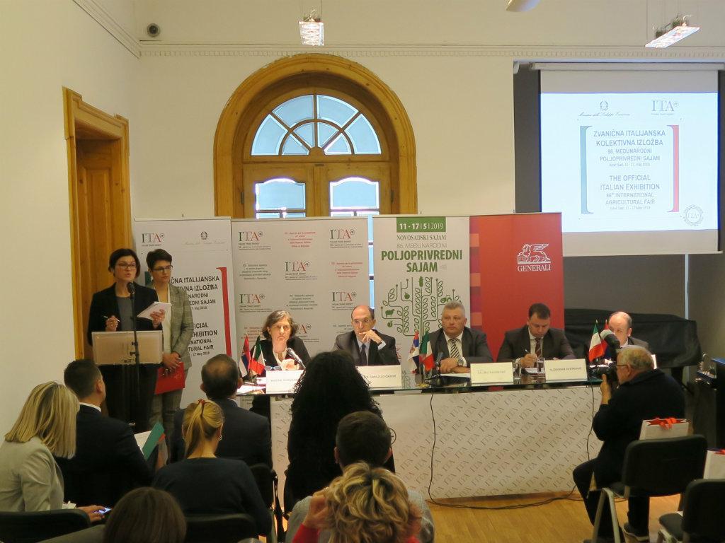 Italija Zemlja partner na 86. Međunarodnom poljoprivrednom sajmu - U Novi Sad dolazi 27 italijanskih kompanija