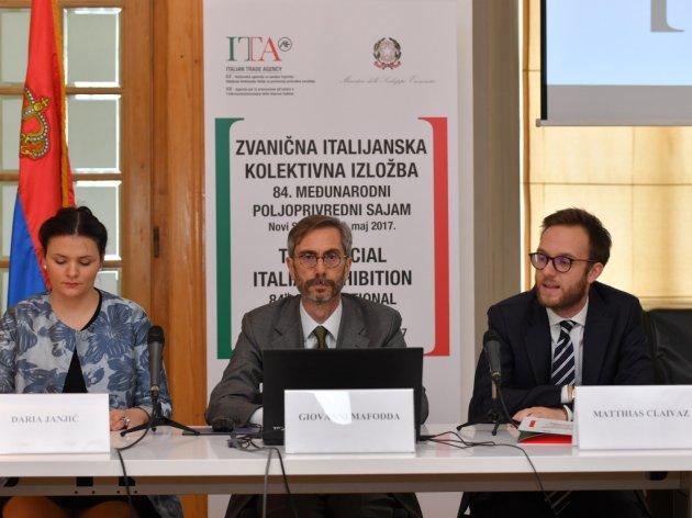 Daria Janjić, Giovanni Mafodda, Matthias Claivaz