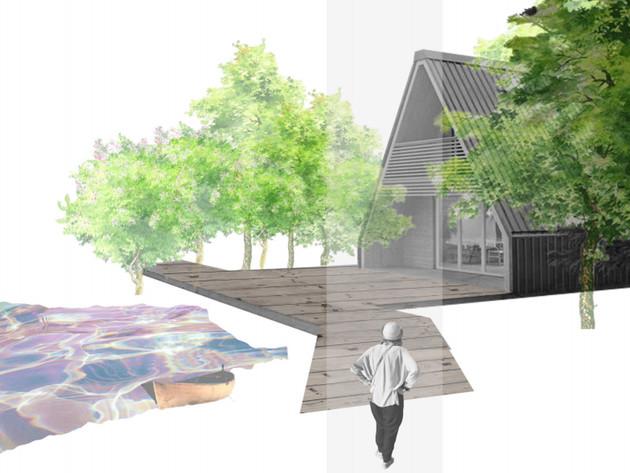 Idejno rješenje za bungalove