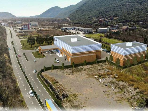 Nove investicije kompanije Carinvest u Grblju - U planu gradnja poslovno-skladišnih objekata i servisa za teretna vozila i autobuse