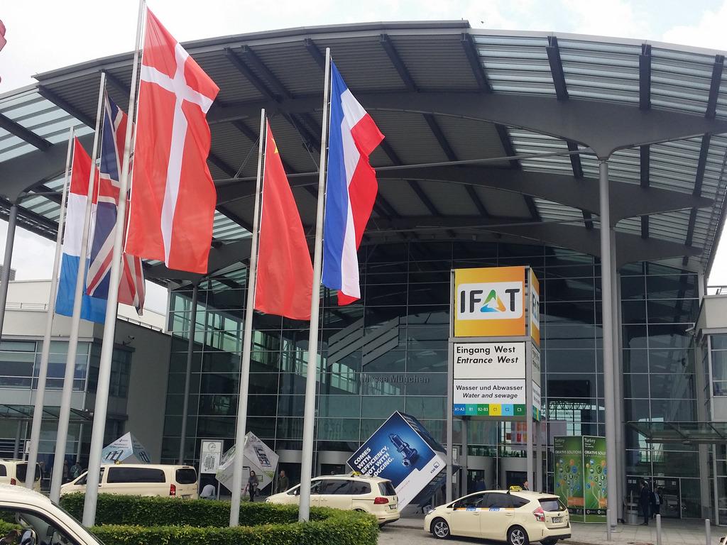 Tri srpske kompanije predstavile se na sajmu IFAT 2018