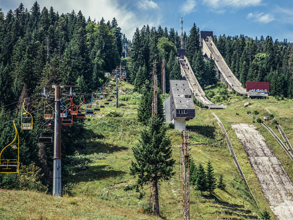 Zašto bi se obnova olimpijskih objekata na Trebeviću i Igmanu isplatila?