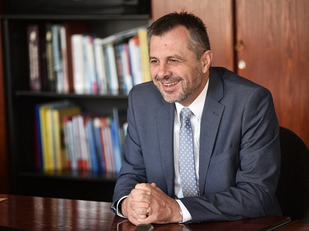 Igor Radojičić, gradonačelnik Banjaluke - Radimo na realizaciji 35 projekata