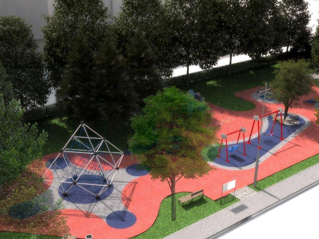 Još jedno banjalučko naselje dobija dječje igralište - Gradnju pomažu firme Elnos BL i Tenzo