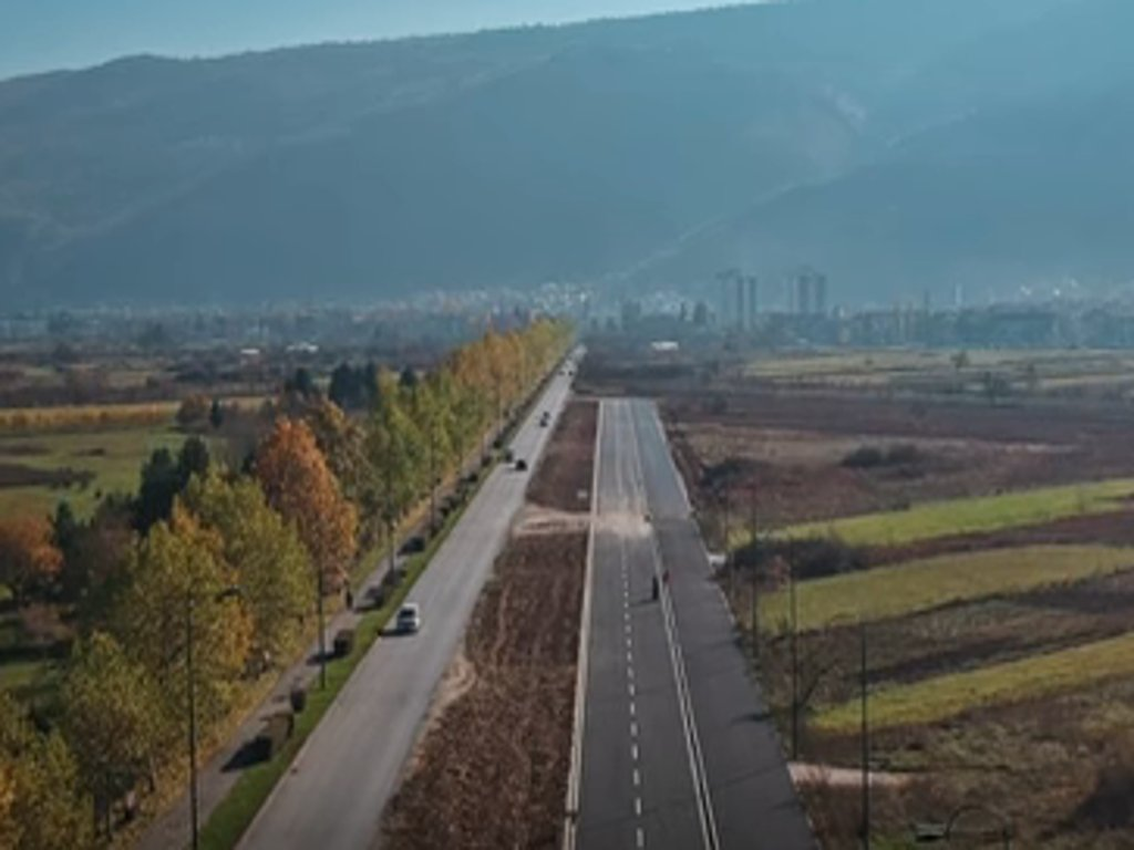 Nastavlja se izgradnja saobraćajnice Ilidža-Hrasnica - Slijedi izmještanje vodovodnih cijevi