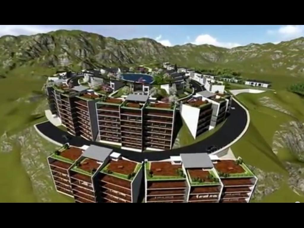 Još jedno luksuzno naselje u okolini Sarajeva - Pogledajte kako će izgledati Ilidža Pearl Resort (FOTO)