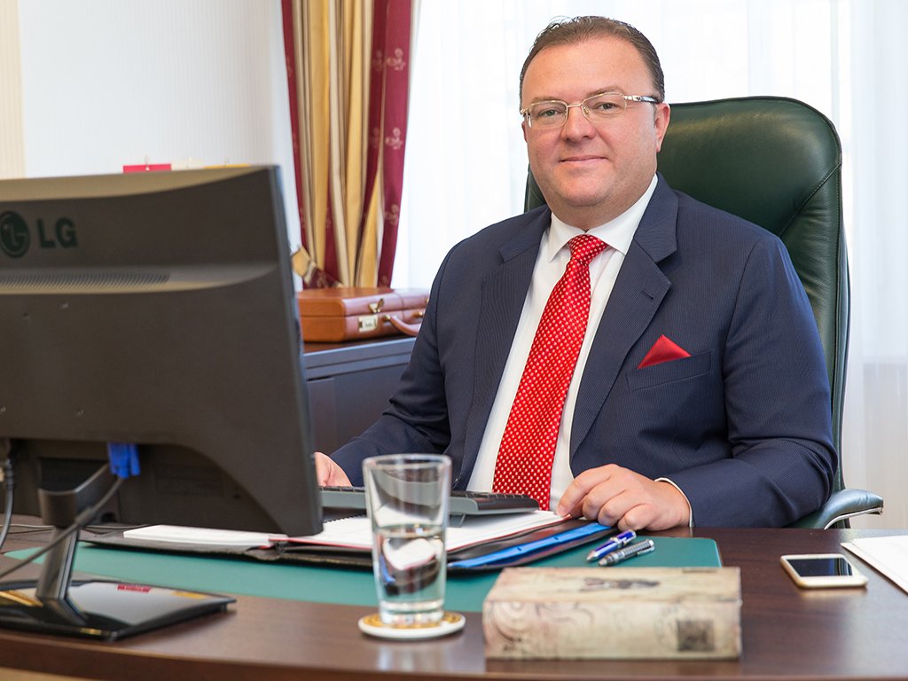 Ilija Studen, predsednik uprave Studen Holdinga - U Brčkom želimo da gradimo poslovne zone, konferencijski centar, hotel, stambena naselja...