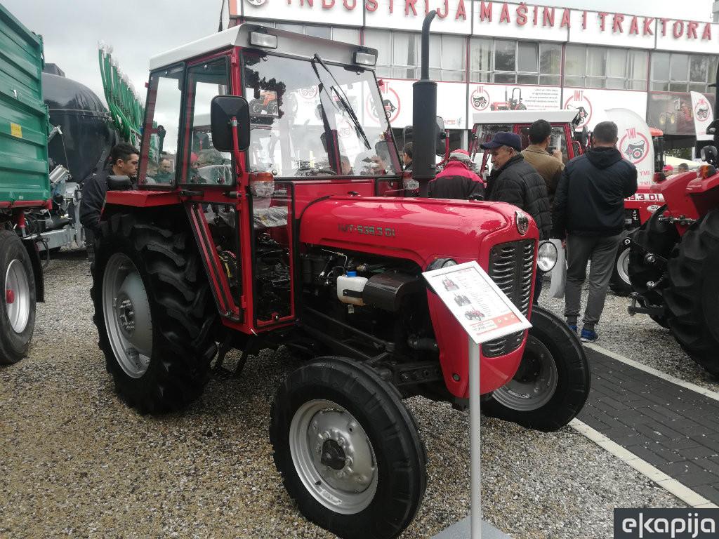 Slovenac kupac prvog IMT traktora iz nove serije - Tafe pokreće proizvodnju u Jarkovcu početkom sledeće godine (FOTO)