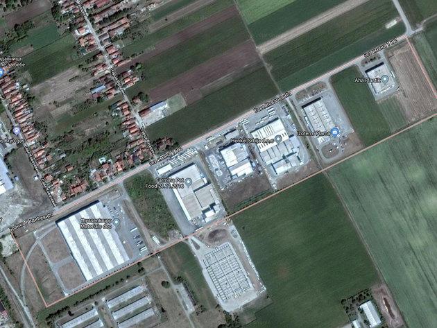 Industrial Zone in Indjija
