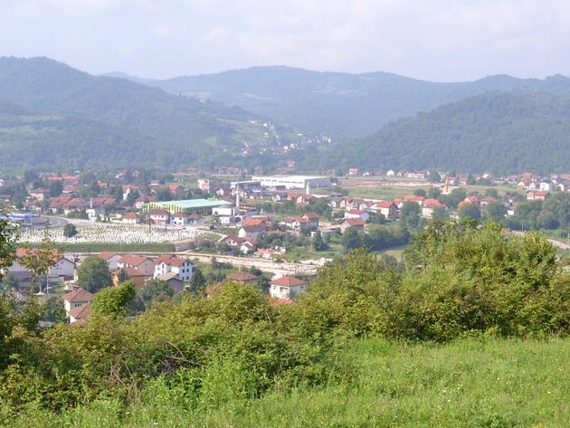 Industrijska zona Luka/Ilijaš