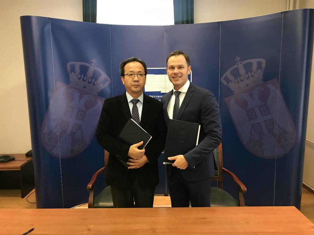 Vlada i CBRC potpisale notarizaciju ugovora o izgradnji industrijskog parka u Borči - Radovi u tri faze
