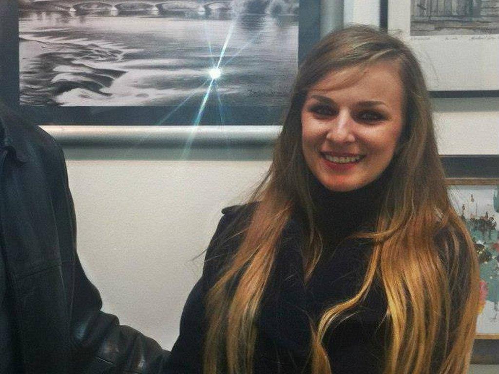 Inesa Balić, slikarka - Uživanje u umjetnosti je uslovljeno novcem