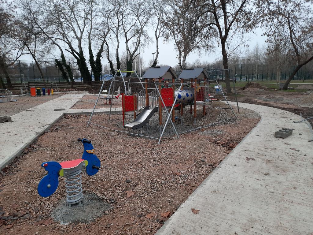Ada Ciganlija u maju dobija inkluzivno dečje igralište