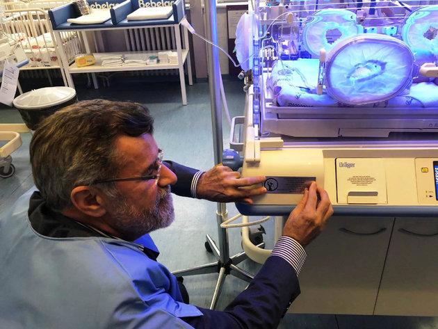 """U akciji """"Zajedno za bebe"""" doniran inkubator Opštoj bolnici u Pančevu"""