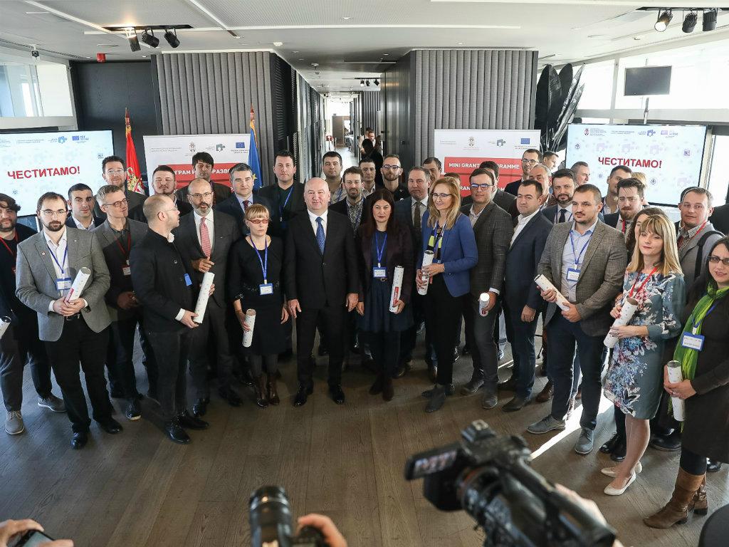 Odobreno finansiranje za razvoj inovacija za 33 preduzeća