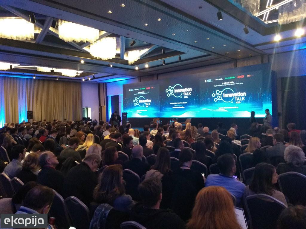 Innovation Talk 2020 - VC fondovi šansa za finansiranje domaćih startapa po ugledu na Izrael