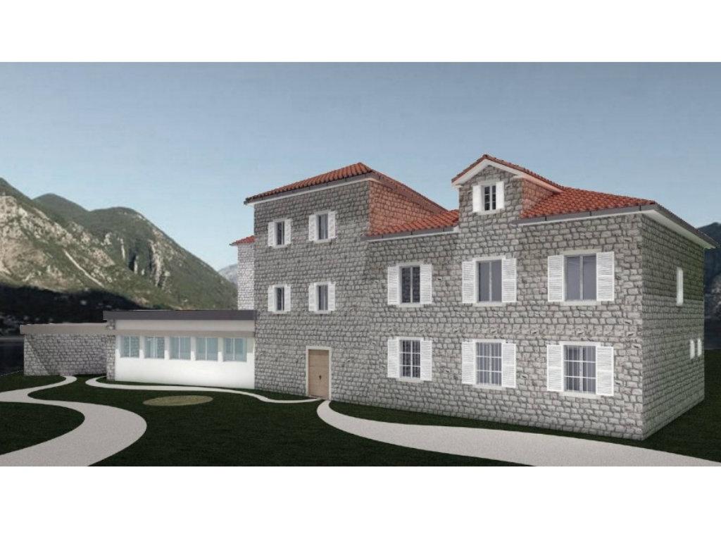Sprovedena prva faza nadogradnje zgrade Instituta za biologiju mora - Završetak radova očekuje se do kraja 2020.
