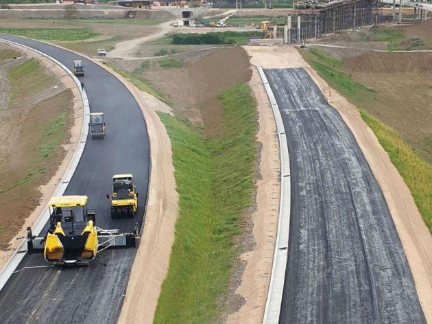 Početak asfaltiranja dionice Johovac-Rudanka