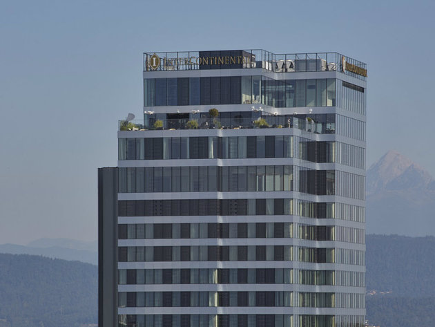 Tim iz Srbije projektovao terasu na 20. spratu hotela u Ljubljani