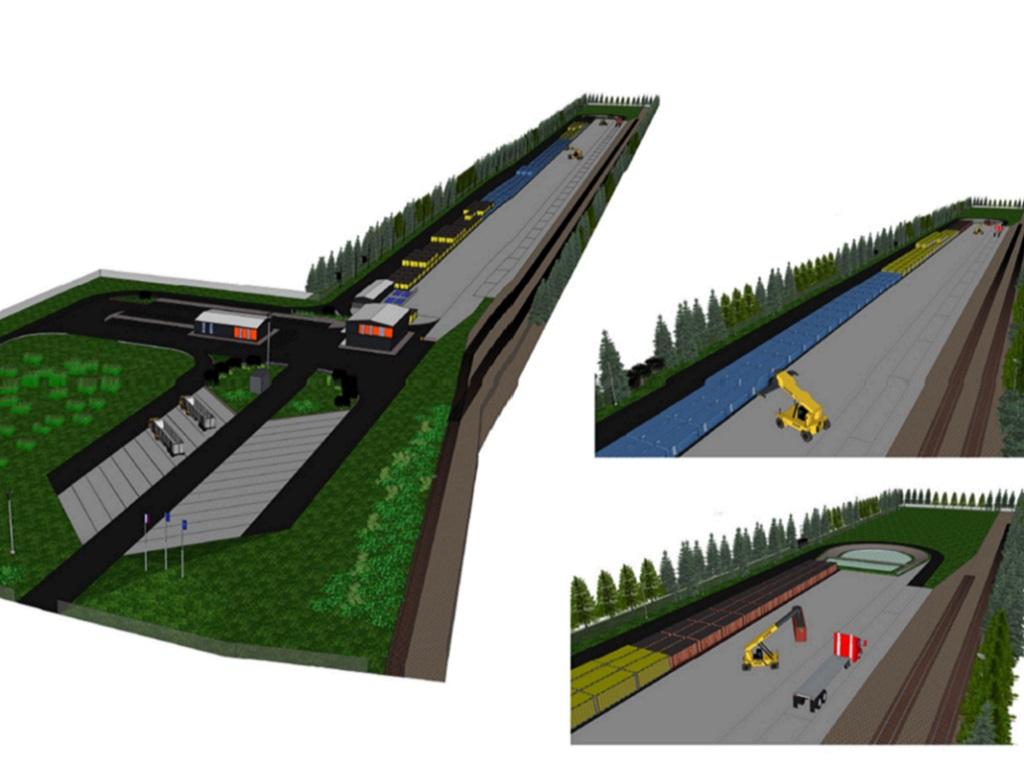 Za izgradnju intermodalnog terminala u Batajnici zainteresovano 12 kompanija