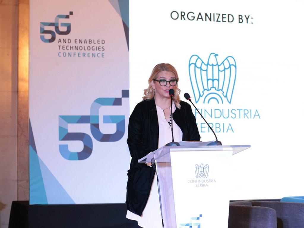 U Beogradu predstavljene sve mogućnosti 5G tehnologije - Konfindustrija Srbija organizovala četvrtu digital konferenciju