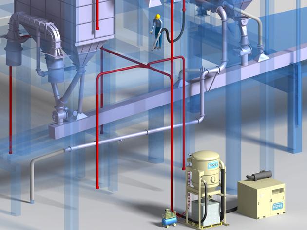 Industrijski usisivači IRMA Projekt Sistema pobjeđuju na evropskim tenderima - Moguća isporuka i za TE Kakanj