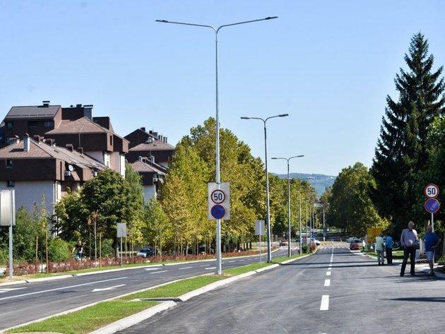 Završena posljednja trasa Istočnog tranzita u Banjaluci