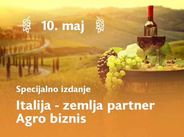 Partnership of ICE and eKapija -May 10 to see the  first Special edition on Italian-Serbian business cooperation