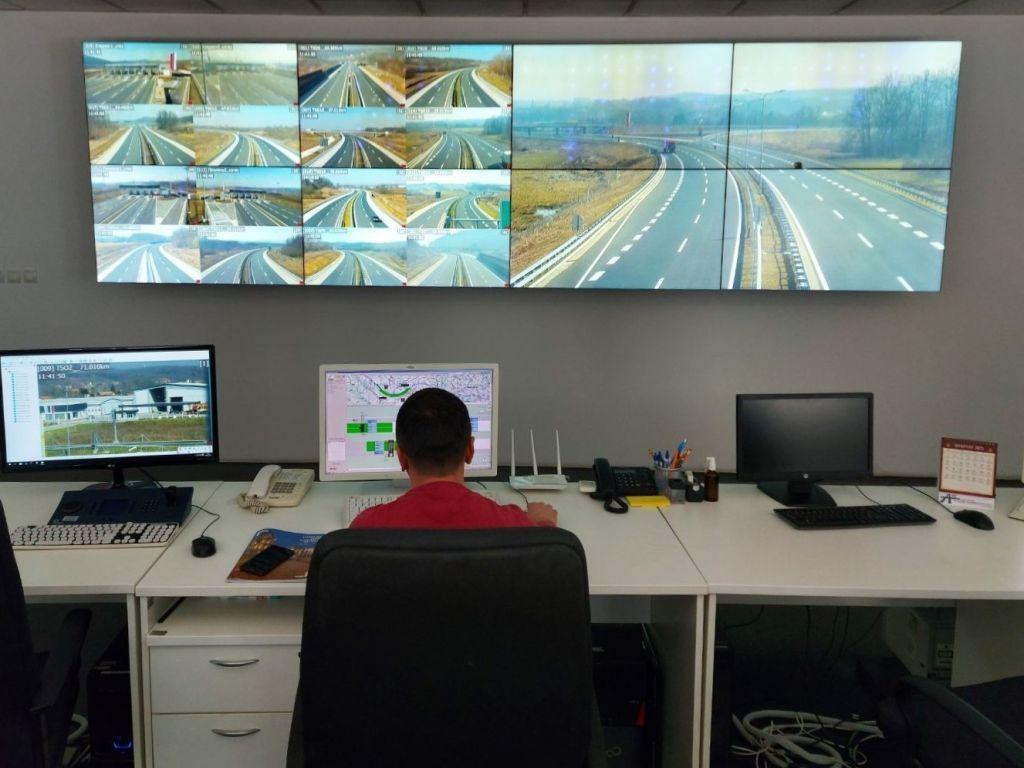 Svih 106 kilometara autoputa u RS pokriveno sa 163 kamere - Implementiran inteligentni transportni sistem