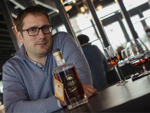 Ivan Bogdanović, direktor kompanije R.B. Global -  Rakija vrijedi kao najbolja svjetska pića