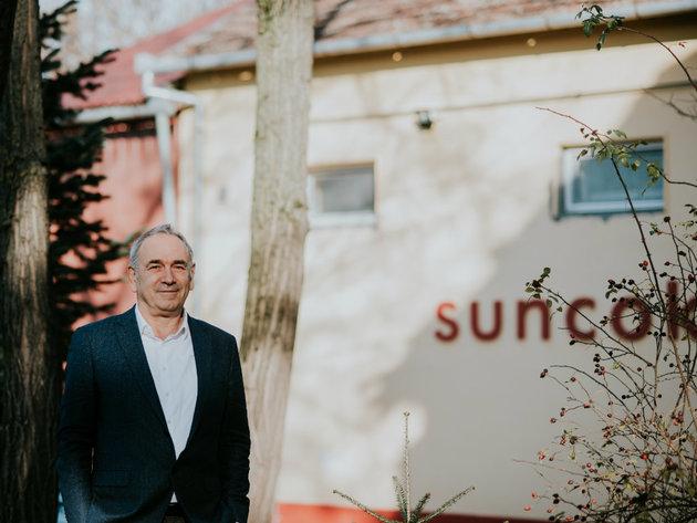 Ivan Perčić, vlasnik kompanije Suncokret - Život je nagrada sa ograničenim rokom