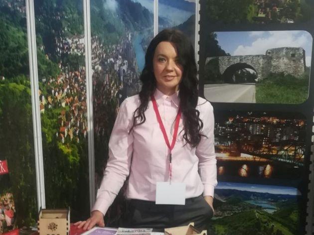 Ivana Đokić Milanović, direktorica Turističke organizacije - Izgradnja gondole od Drine do Đurđev grada koštala bi 6 mil KM