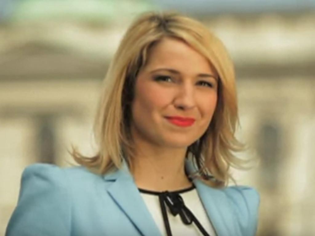 Ivana Konstantinović, urednica i voditeljka B92 - Svedok istorije iz prvog reda
