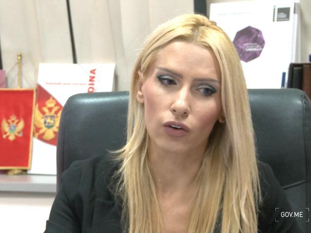 Ivana Vojinović, Direktorat za životnu sredinu MORT - Crna Gora će u narednih 15 godina uložiti milijardu eura u životnu sredinu