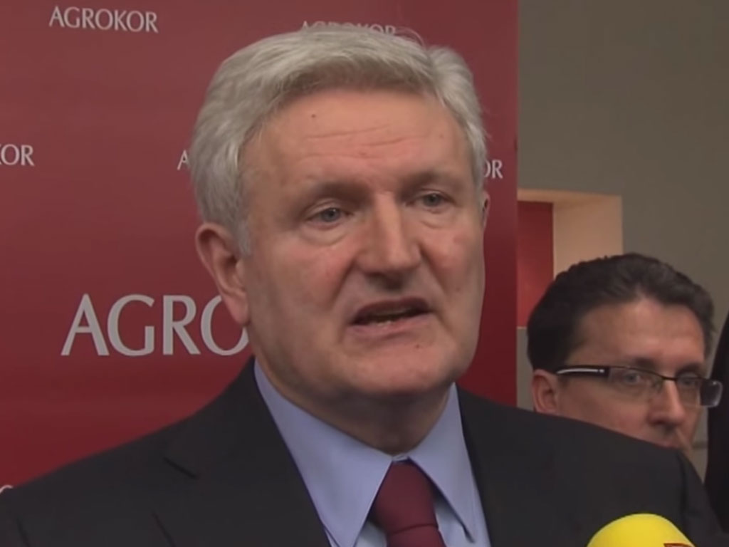 Ivica Todorić oslobođen optužbi da je Agrokor oštetio za 1,25 mil EUR