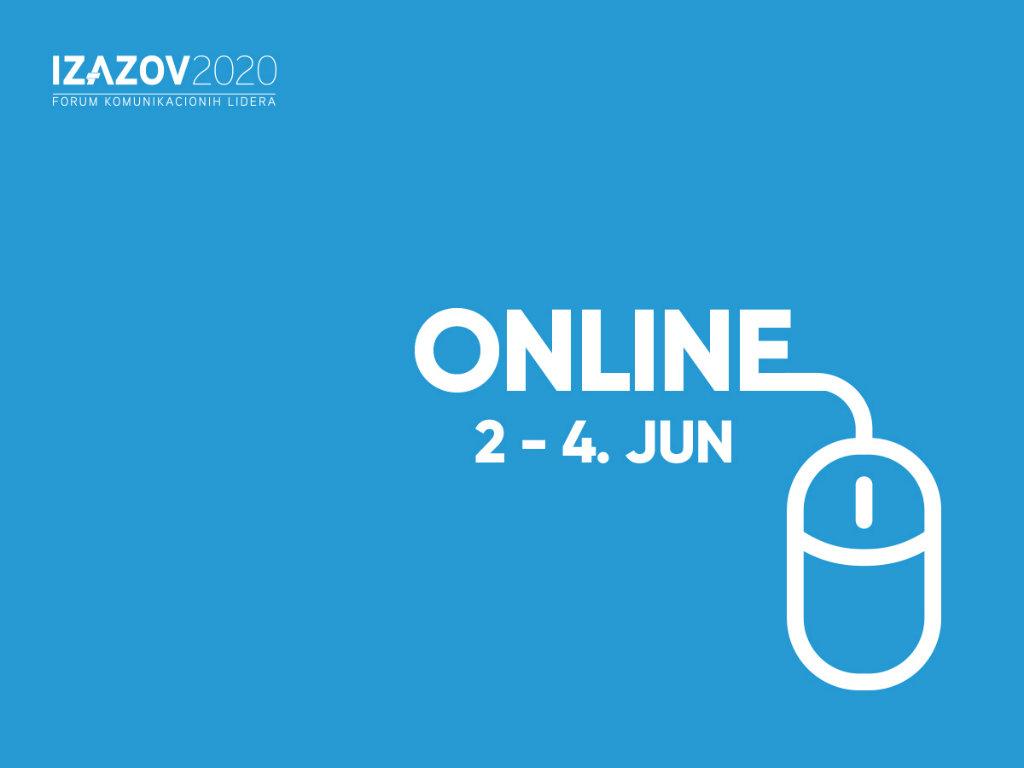 Forum IZAZOV prvi put online od 2. do 4. juna - Očekuje se prisustvo više od 500 kompanija i agencija iz regiona