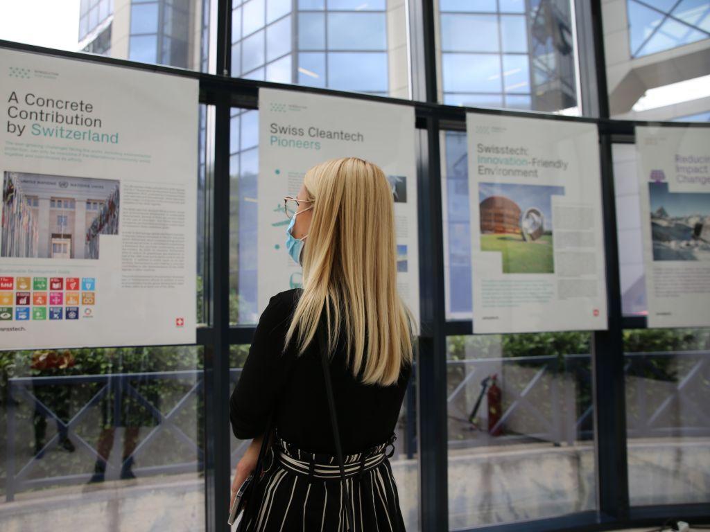 Može li tehnologija spasiti svet? - Izložba inovativnih rešenja srpskih i švajcarskih kompanija u oblasti zaštite životne sredine do 28. septembra u NTP Beograd