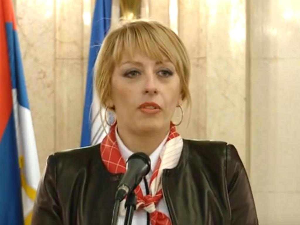 Jadranka Joksimović, ministar za evropske integracije - Biografija
